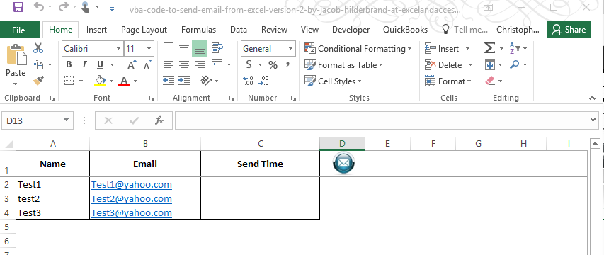 Excel Vba Copy Paste Into Email Body - copy paste an excel
