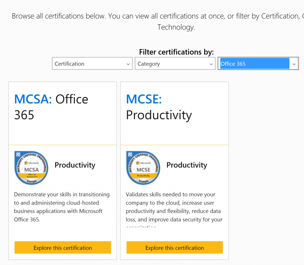 microsoft-certifications