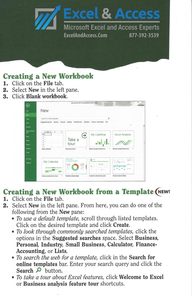 1-Excel-and-Access-LLC-Microsoft-Excel-2016-Reference-Card-Page_1_Templates_10092017-small-2