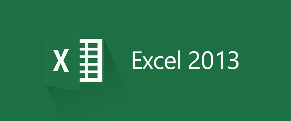 how to use microsoft excel 2013